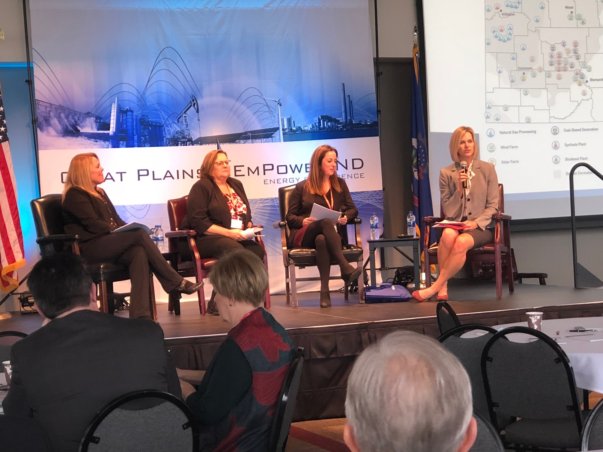 Comm. Fedorchak Hosts Panel at Empower ND Energy Conference